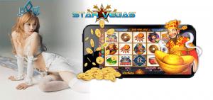 Starveges กับการเป็นที่หนึ่งของแอพเกม