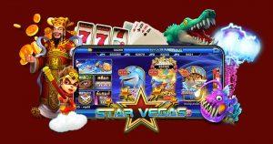 เกมยิงปลา Star Vegas ที่สุดแห่งความมันส์