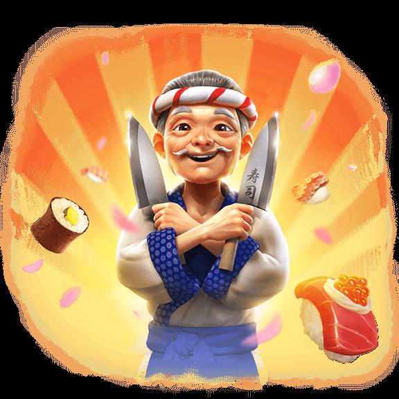 รีวิวสล็อต Sushi Oishi